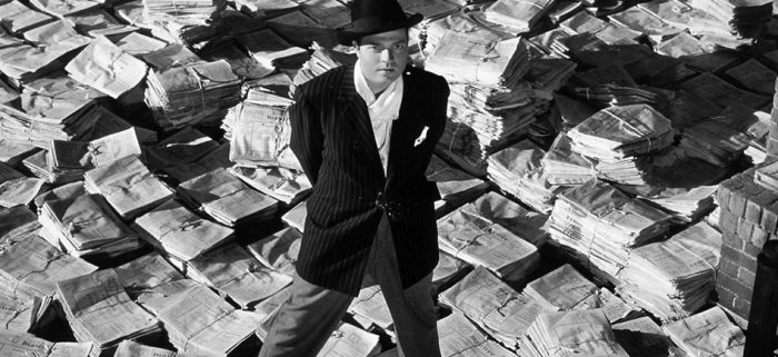 An 80-Year-Old Review Just Ruined the Perfect 'Citizen Kane' Rotten Tomatoes Score