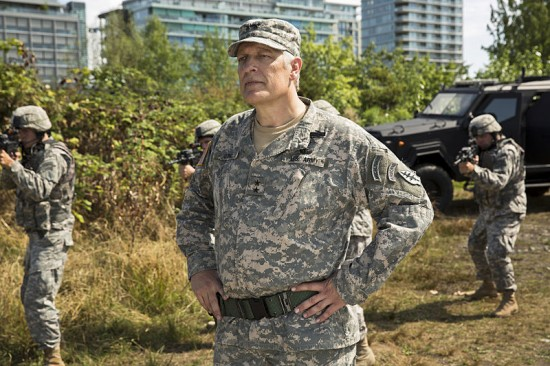 Clancy Brown The Flash pic