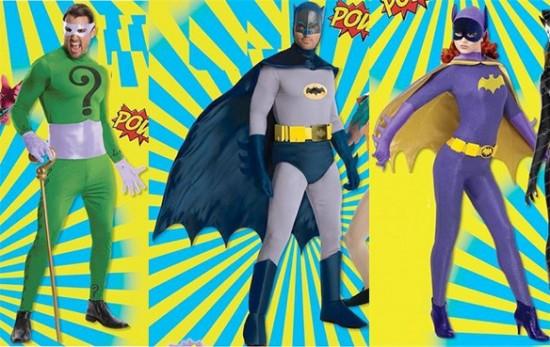 Classic Batman Costumes