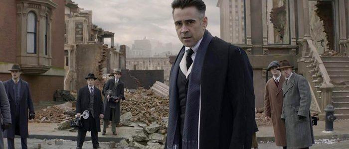 The Batman cast Colin Farrell