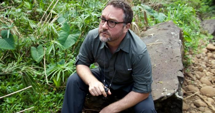 Colin Trevorrow directing Jurassic World