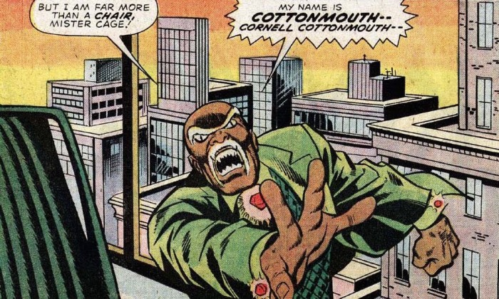 Cornell Cottonmouth