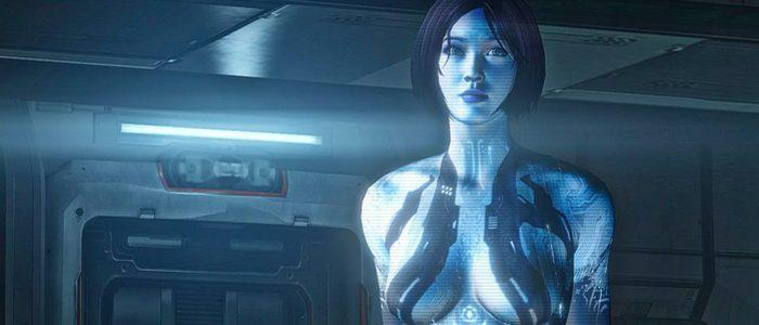 Cortana actress