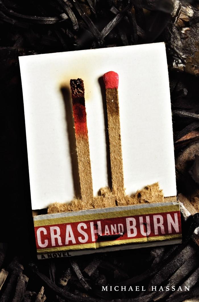 Crash and Burn book