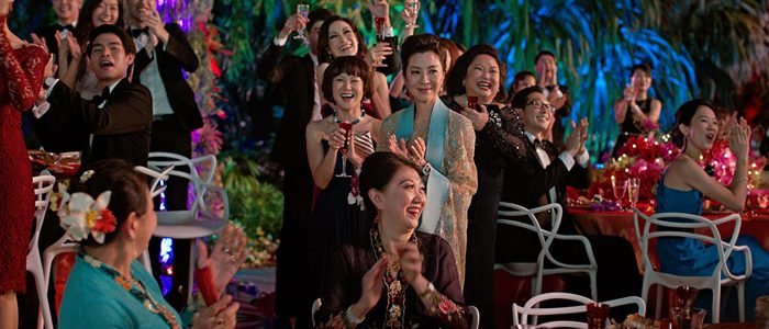 Crazy Rich Asians - Michelle Yeoh