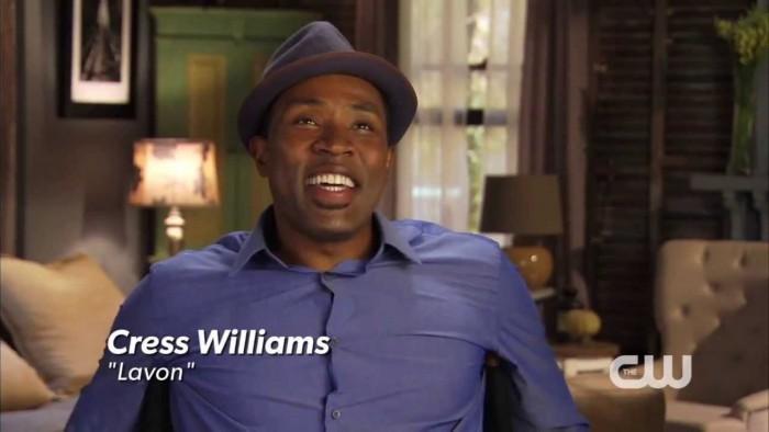 Cress Williams