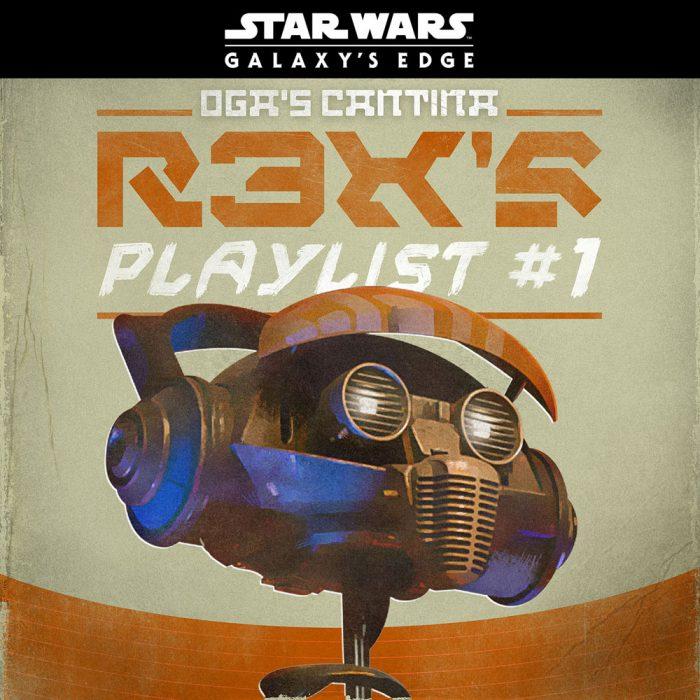 Galaxy's Edge soundtrack playlist 1