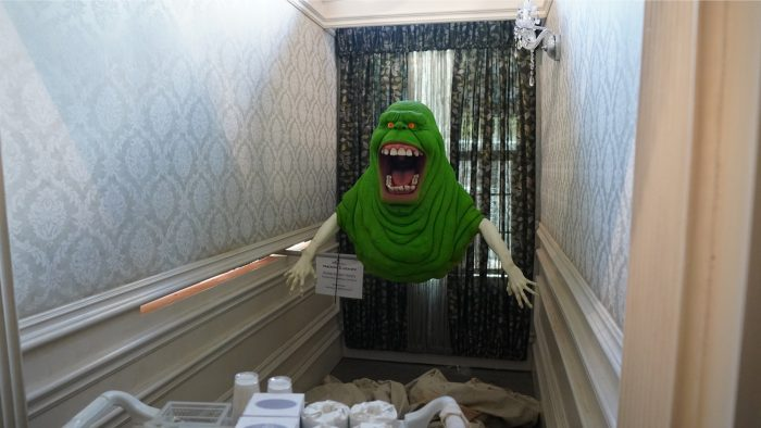 ghostbusters maze in halloween horror nights 2019 Hollywood