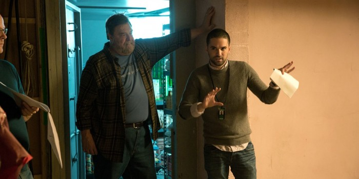 Dan Trachtenberg directing 10 Cloverfield Lane