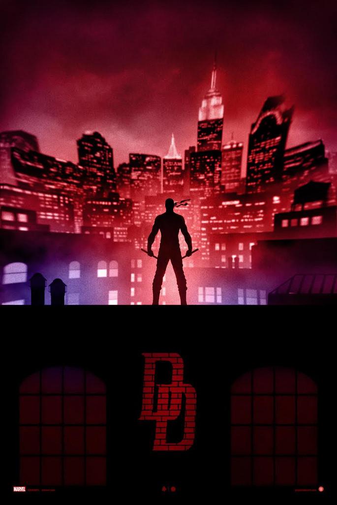 Daredevil print