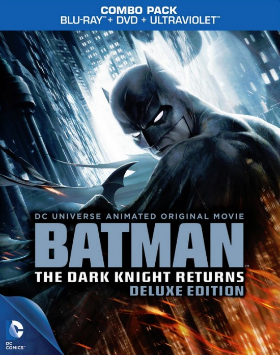Dark Knight Returns Deluxe