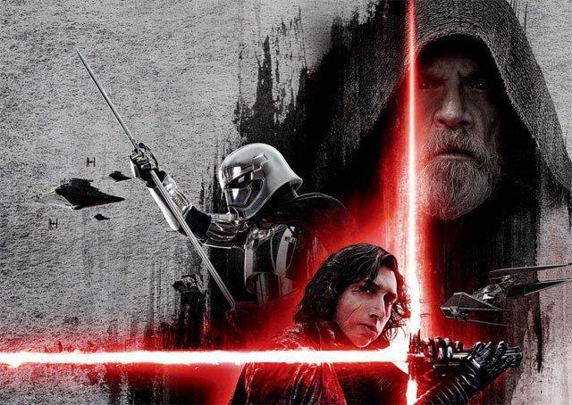Dark Luke International poster