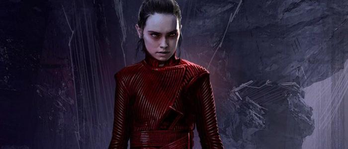 Star Wars The Rise Of Skywalker See More Dark Rey Concept Art Film