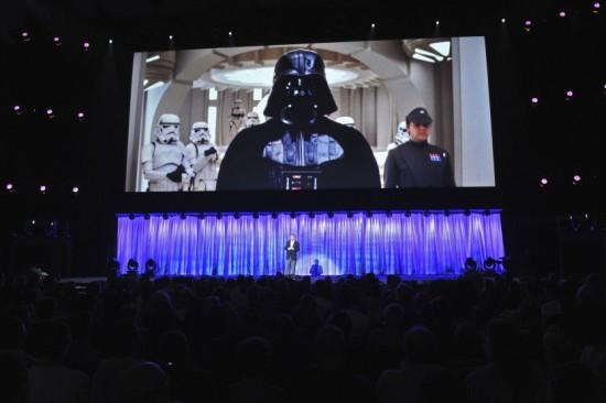 Darth Vader D23