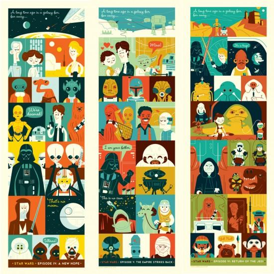 Dave Perillo - Star Wars Trilogy