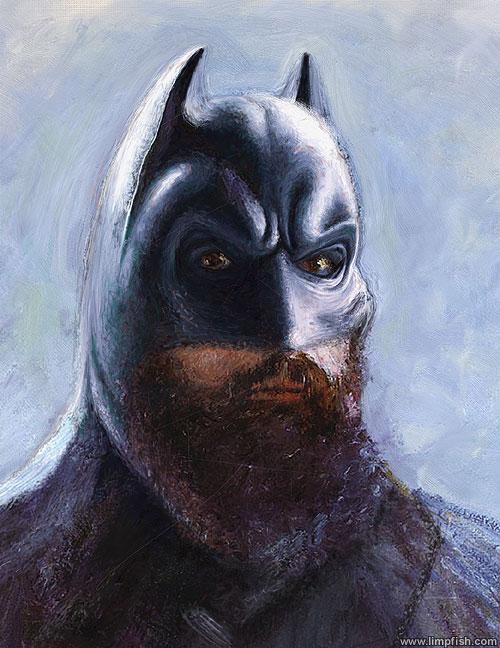 David Barton Batman