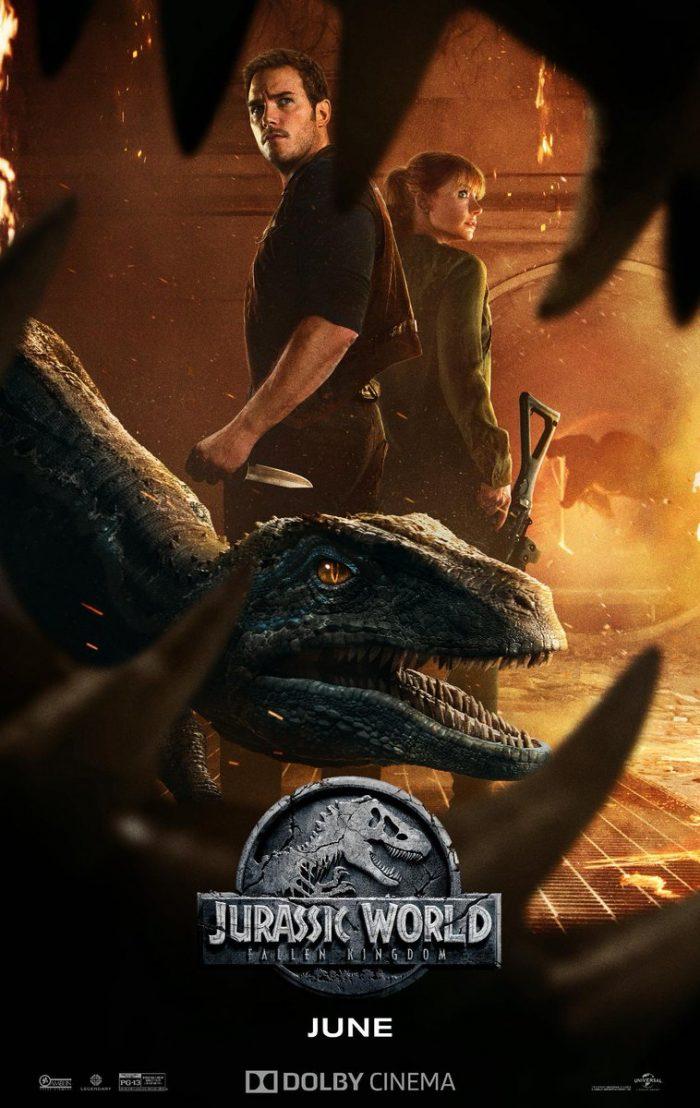 fallen kingdom poster