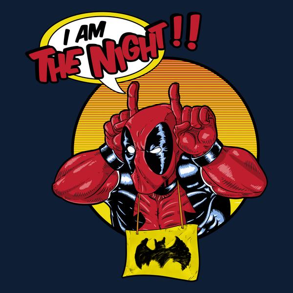 Deadpool Batman