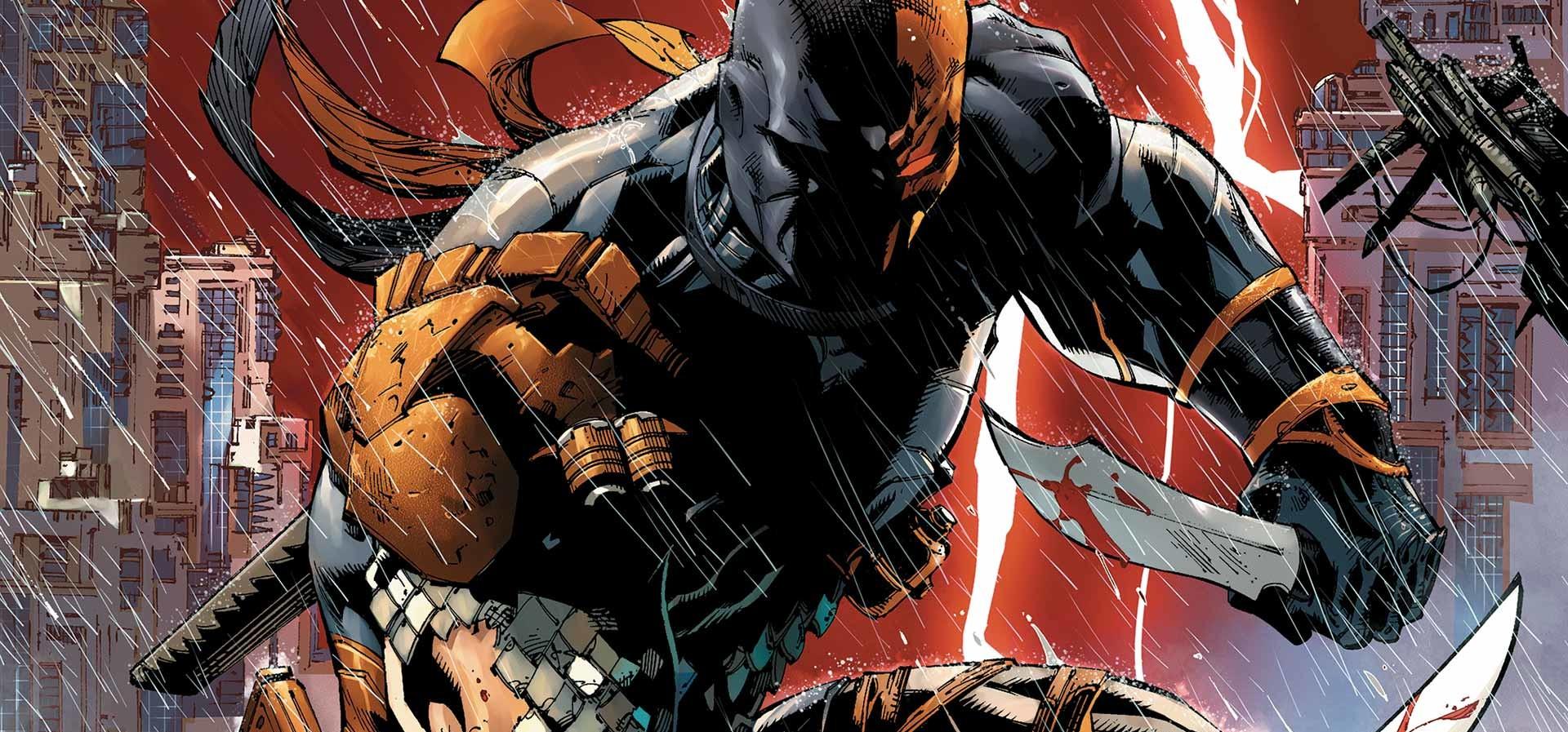 Joe Manganiello is Deathstroke In Affleck's 'Batman' Solo Film