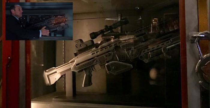 Destroyer Armor Prototype Gun in mission breakout