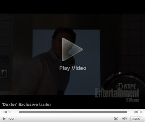 Dexter Season 8 trailer