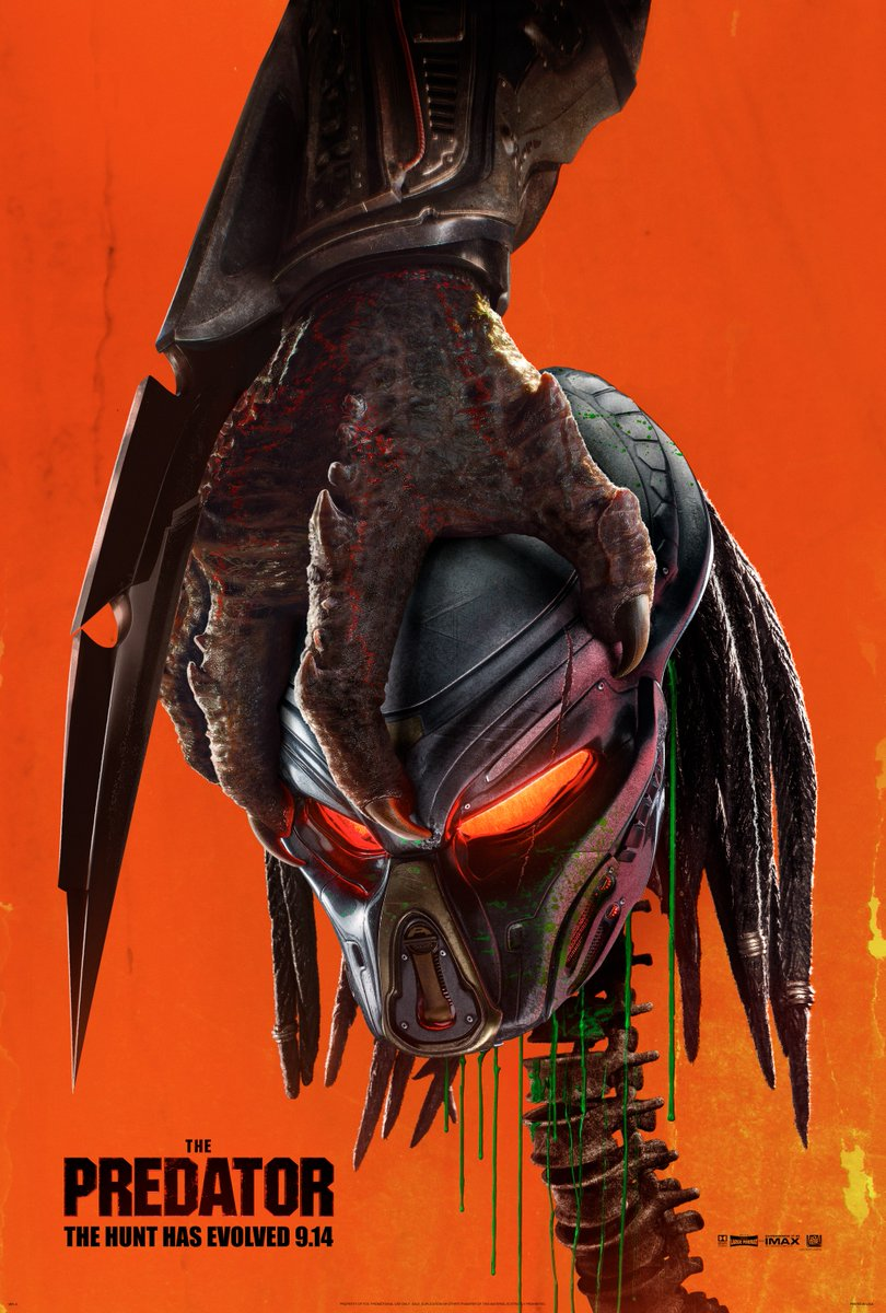 The Predator (2018) Dual Audio Hindi 720p 480p Movie Mkv