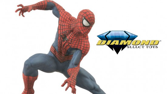 Diamond Amazing Spider-man
