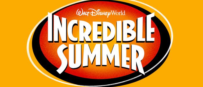 Disney World summer