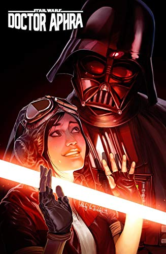 Doctor Aphra comic cover