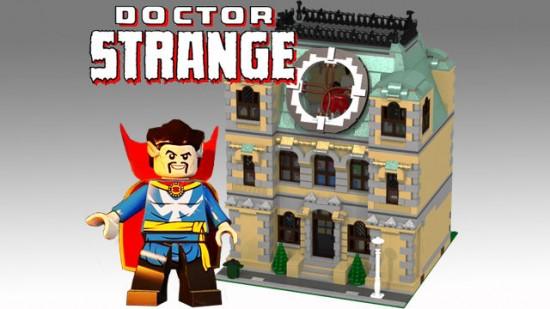 Doctor Strange Lego Ideas