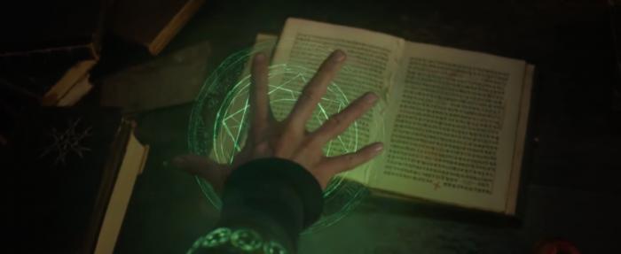 Doctor Strange Trailer breakdown 17