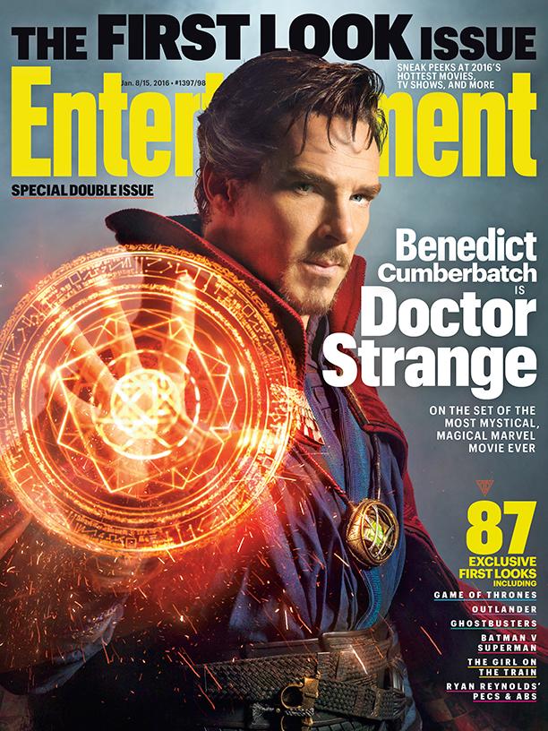 Doctor Strange first look