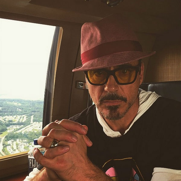 Downey private jet