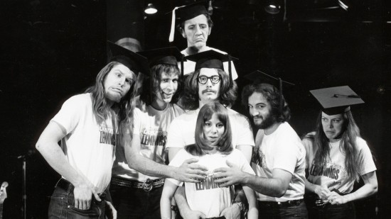 Drunk Stoned National Lampoon