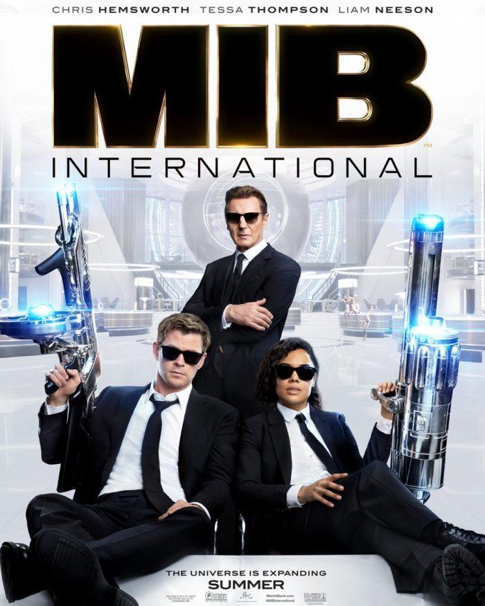 MIB 4 poster