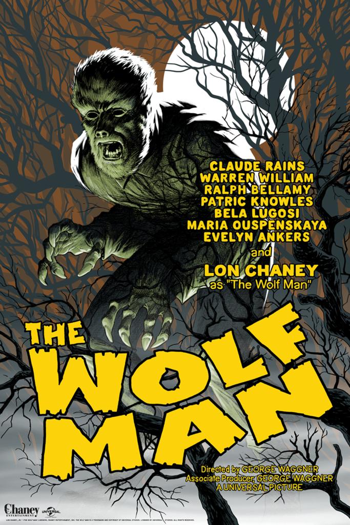 Wolfman Mondo