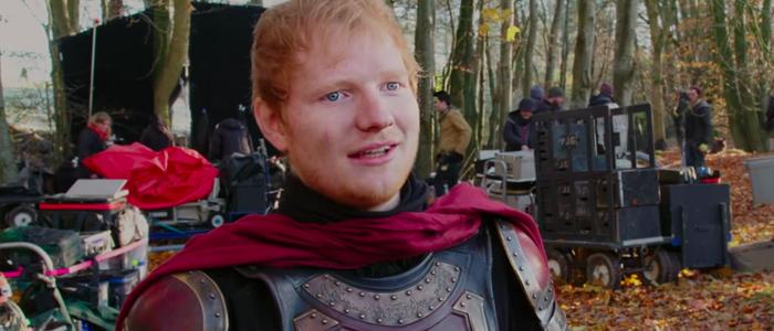 'Star Wars Episode 9' May Feature an Ed Sheeran Cameo