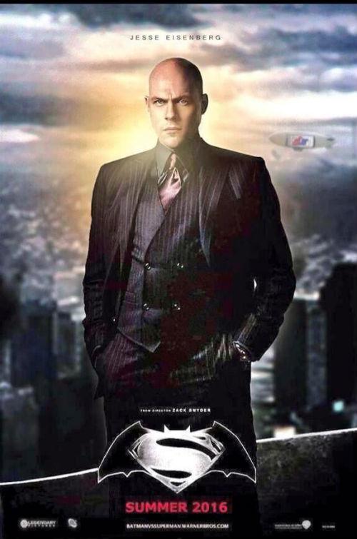 Eisenberg fan poster