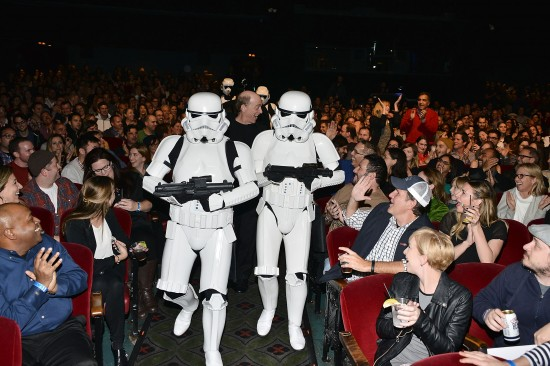 """Film Independent Live Read: """"The Empire Strikes Back"""""""