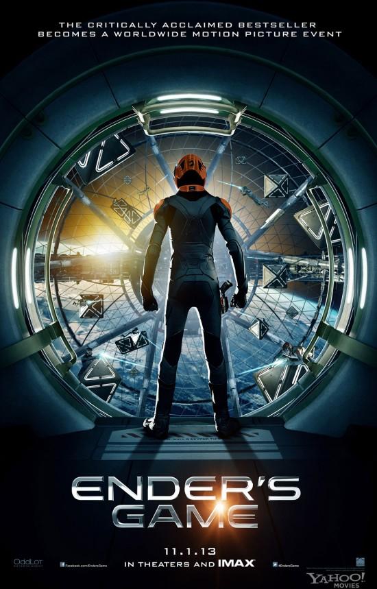 Enders Game Poster Yahoo