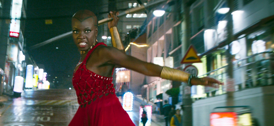 Marvel Adjusted The Endgame Poster To Include Danai Gurira Film