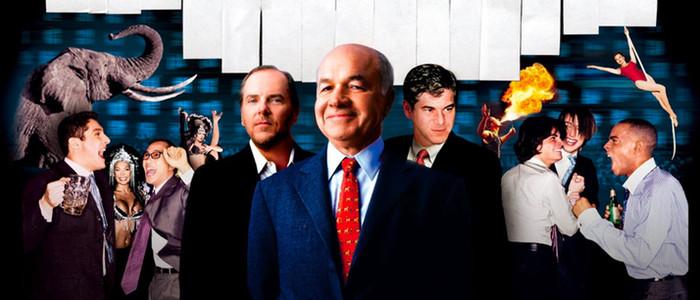 Enron Netflix