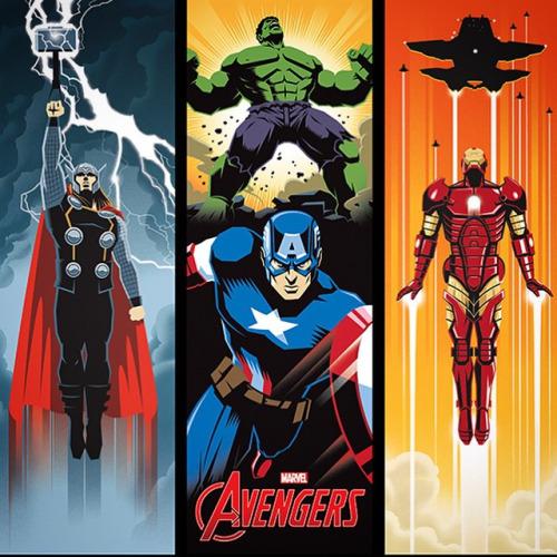 Eric Tan The Avengers