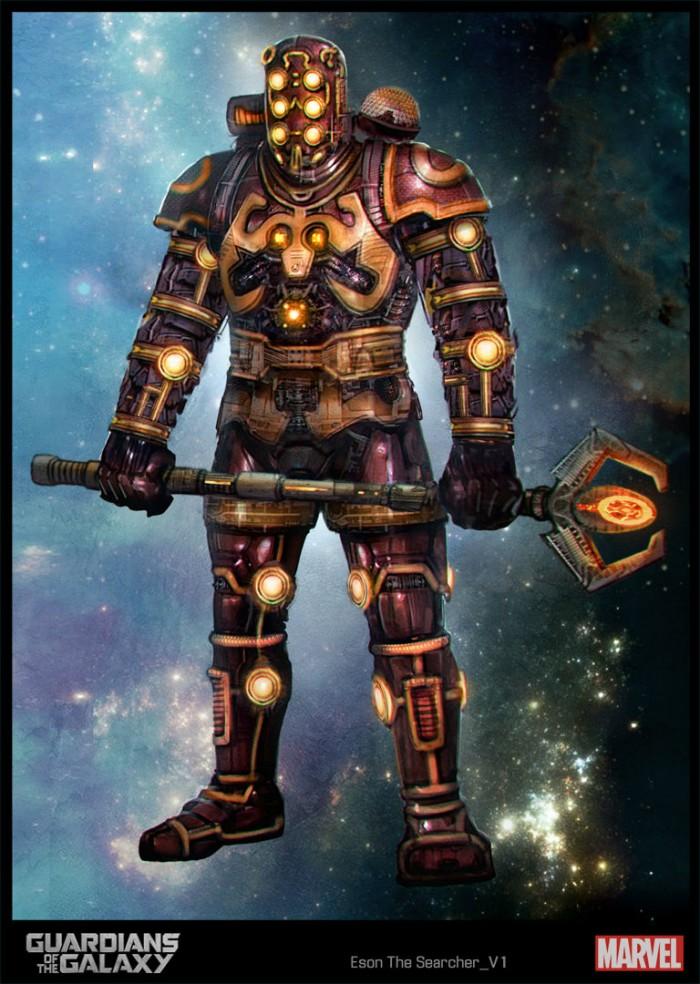 Eson concept Guardians