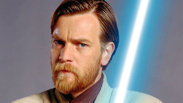 Ewan McGregor Star Wars Obi-Wan