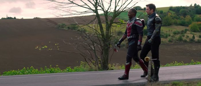 Falcon and the Winter Soldier TB 9