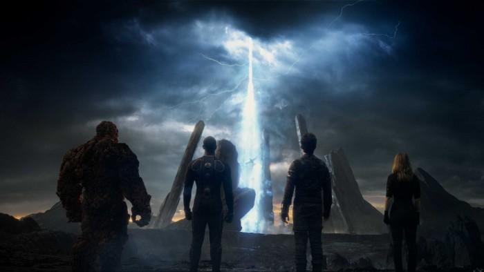 Fantastic Four Screengrab 7