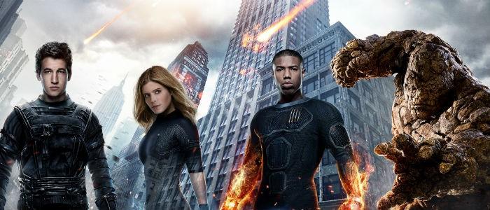Deadpool 2 Fantastic Four Concept Art