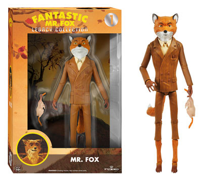 Cool Stuff Wes Anderson S Fantastic Mr Fox Toys