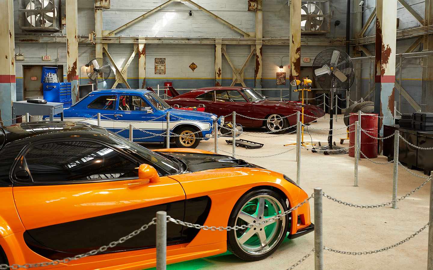 Fast and Furious Ride Photos Invite You To Join The Family ...